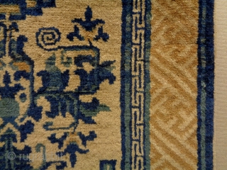 Chinese Size: 63x128cm Natural colors, made in circa 1910