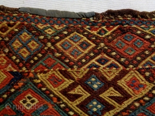 19th Century Nomad Soumakhs