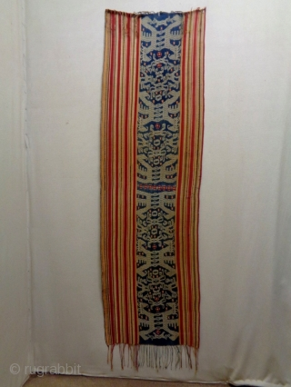 Interesting 19th Century Indonesian Ikat