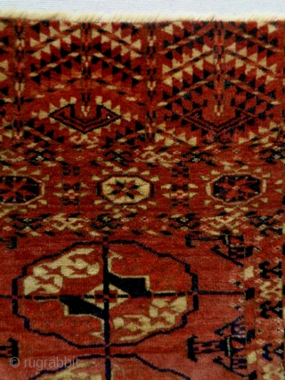 1880 Fine Tekke Dowry