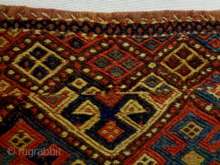 19th Century Tribal Jaf Soumakh