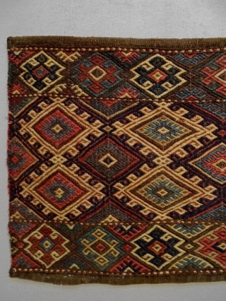 19th Century Tribal Soumakh