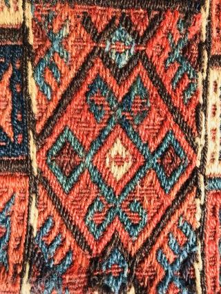 small Kurdish bags,1870 circa-size 21x18cm