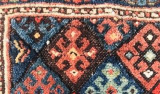 beautifull Jaf bagface 1880 circa.~size48x56cm