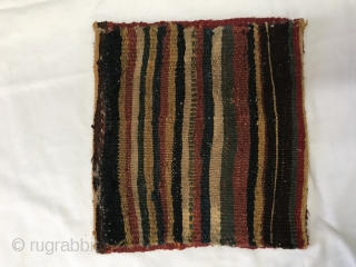 Luri Gabbeh chanteh,size 30x28cm