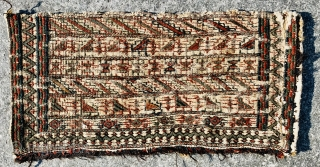 Bakhtiyari spoon bag 1880 circa•••size50x25cm