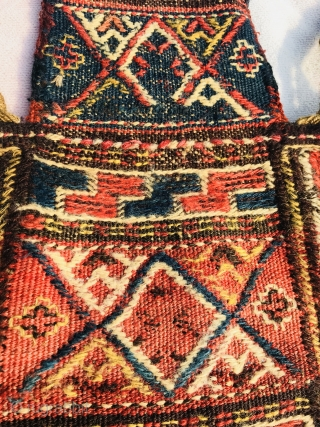 Kurdish saltbag,size 48x38cm