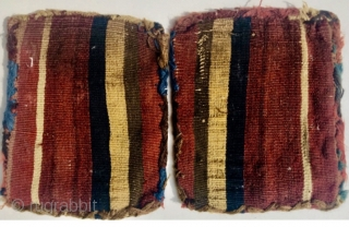small Kurdish bags,1870 circa-size 21x18