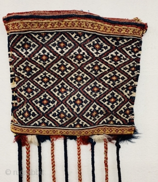 Qashqai chanteh 1900 circa all good colors and very good condaton•••size37x95cm