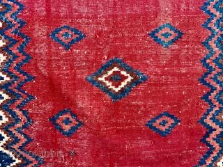 Cool Luri Bakhtiyari Sofreh,suze 125x120cm