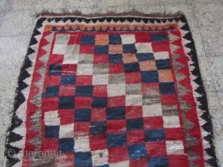 wool frings lori gabbeh feragment.Size:230x143 cm