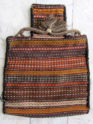 qashqai saltbag,in fine condition,needs a wash to showes better it's shiny colores.Size:60x45 cm