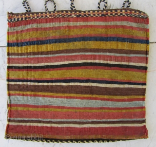 sw persia bag .Size:42 x 44 cm.fine condition