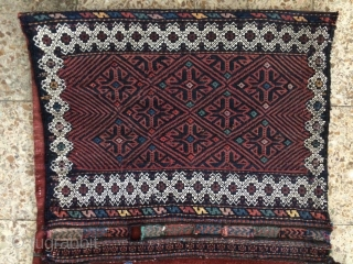 Afshar saddle bag,Size:132x72 cm