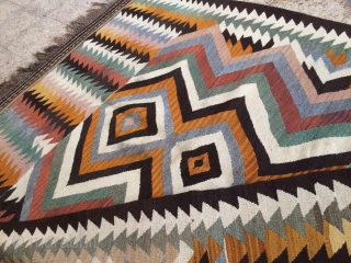 Bolan kilim in fine condition,Size:195x148 cm