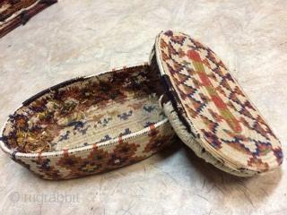 Qashqai basket,Size:30x17 cm