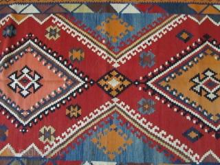 Qashqai kilim,Size:305x145 cm