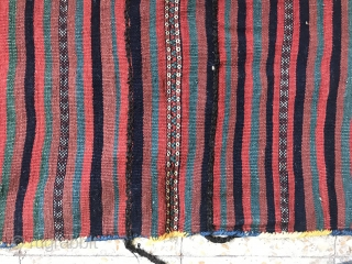 Sw persia,Shushtar saddle bag in perfect condition,Size:135x62 cm