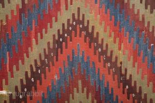 Elmadag Kilim circa 1800 size 106x348 cm