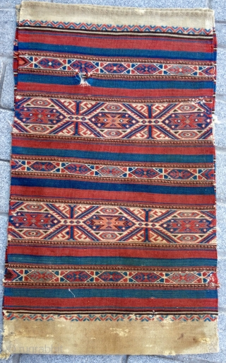 Early Bergama Cuval size 63x100 cm
