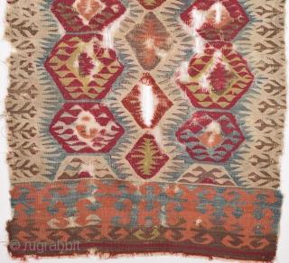 Anatolian Kilim size 80x122 cm
