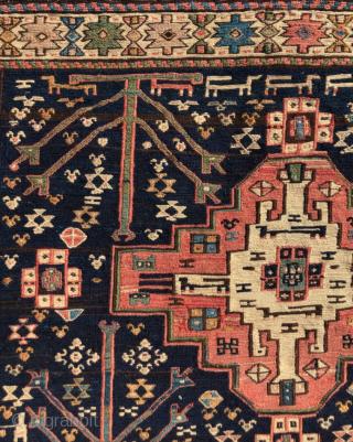 Shahsavan Sumak circa 1880 size 56x64 cm