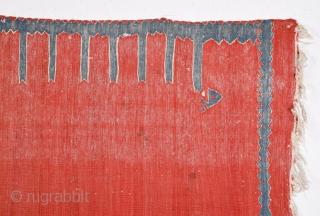 West Anatolian Kilim probably Yuncu  circa 1800 size 155x235 cm
