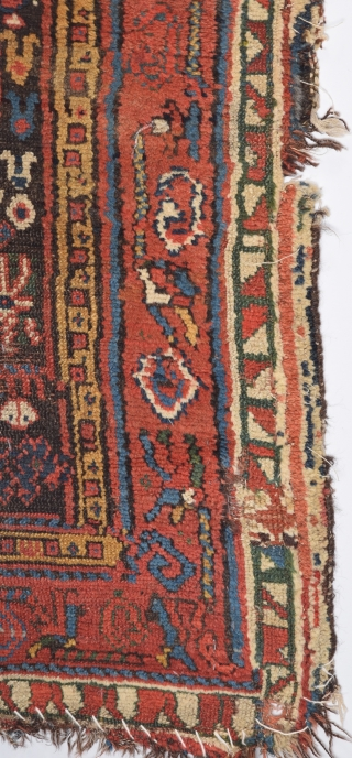 Early 19th Century Northwest Persian Rug size 95x315 cm