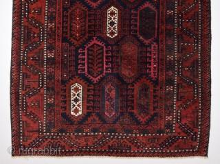 Baluch Rug circa 1870 size 140x172 cm