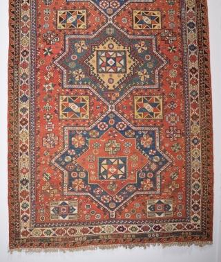 Late 19th Century Caucasian Sumak size 182x320cm in perfect condition