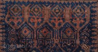 Baluch Bag circa 1870 size 54x64 cm