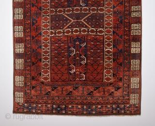 19th Century Ersari Engsi size 129x179 cm