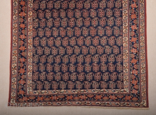 Very Fine Late 19th Century Afshar Rug size 124x171 cm