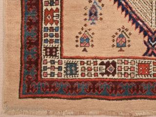 Persian Sarab Rug circa 1900-10 size 110x167 cm