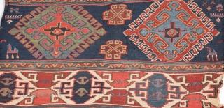 19th Century Shahsevan Sumak size 44x58 cm