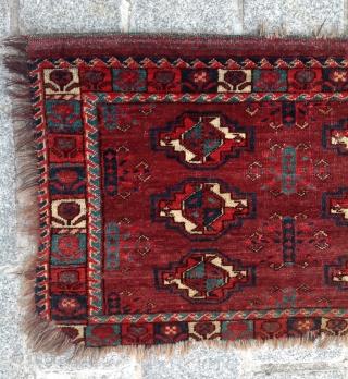 Early 19th Century Yomud Torba size 45x100 cm
