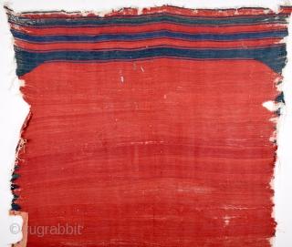 Early 19th Century West Anatolian Kilim probably Yüncü size 128x193 cm