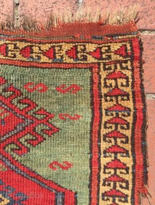 Anatolian Sivas yastik 80 x 55 cm