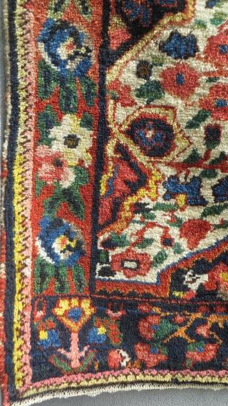 Bakhtiyari Wagireh,size 117x104cm