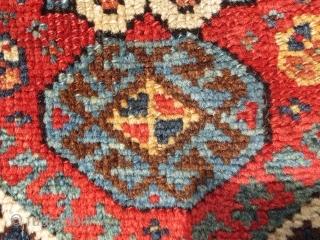 """Qashqai bagface-1870 circa """""""