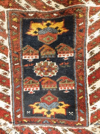 shahsevan khorjin all good colors and very good condition .size 140x60cm