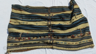 complete Afshar transport bag of wheat,size:118x85cm