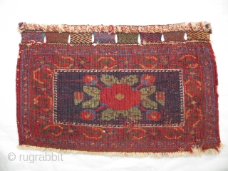 Afshar bagface all good colors,size 43x27cm