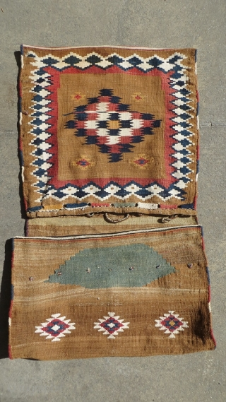 Luri Qashqai khoorjin all good colors,size 130x55cm