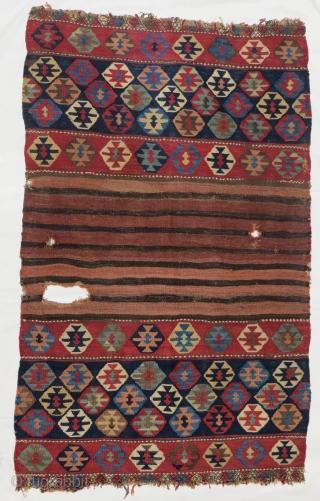 Shahsevan Mafrash.1880 circa,size:155x95cm