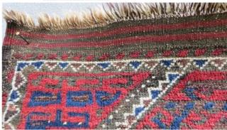 Baluch rug ,size 102x172cm