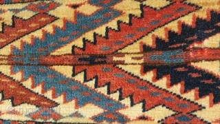 Yomud spindle bag,size 51x23cm