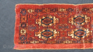 Tekkeh Torba circa 1870.size 128x45cm