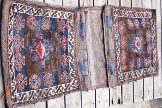 complete baluch saddle-bag 65x140cm