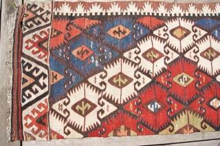 anatolian Kelim frag 80x210cm